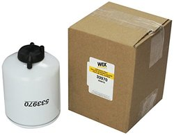 WIX Filters - 33970 Heavy Duty Spin On Fuel Water Separator, Pack of 1
