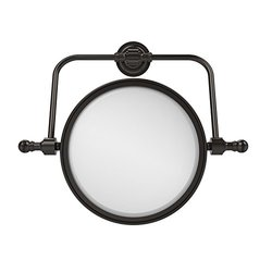 "Allied Brass 8"" Swivel Mirror 4x Mag Oil Rubbed Bronze"