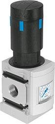 Festo 529989 MS6-LR-1/2-D5-AS Pressure Regulator