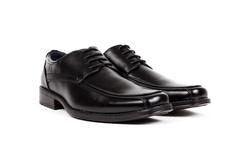 Bonafini Men's Lace Up Dress Loafers - Black - Size: 10