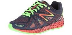 Asian Women's Running Shoes - Orange/Black - Size: 7
