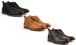 Zota Miko Lotti Men's Dress Boot Chukkas - Tan - Size: 12