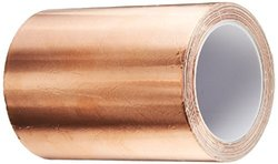 "TapeCase CFL-5CA Conductive Copper Foil 3"" x 6yds (1 Roll)"