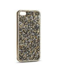 Shiny Bling Glitter Color Protective Smartphone Case for iPhone 5/5s