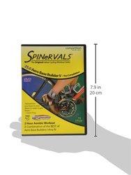 Spinervals 25.0 Aero Base Builder V DVD Coach Troy Jacobson