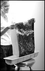 "19.75x24"" Bill Murray Seven Warhol Chive UStrip Lite Wallpaper Decal Mural"