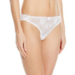 Mimi Holliday Women's True Love Classic Knickers - Ice Pink/White - Small