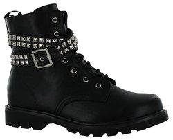 Gotta Flurt Girl's Lani G Boots - Black - Size: 12
