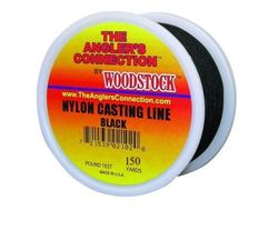 Woodstock 150 Yards 63# Test Nylon Squidding Line - Green