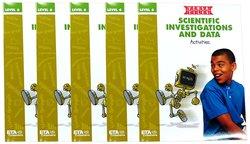 VersaTiles Scientific Investigations and Data Grade 6 Activity Book