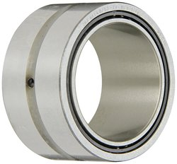 Open End Steel Cage 40mm ID 10000rpm Needle Roller Bearing