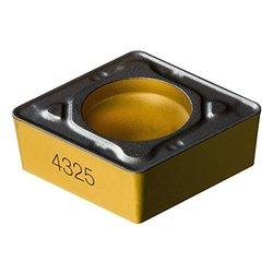 Sandvik Coromant 80 Deg. Rhombic Indexable Carbide Turning Inserts - 2-Pk