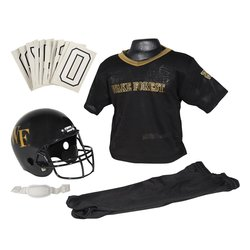 Unisex NCAA Wake Forest Demon Deacons Youth Team Uniform Set - Multi -Sz:M