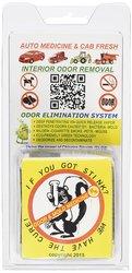 Odor & Mold Medicine Auto Medicine & Cab Fresh Interior Odor Removal