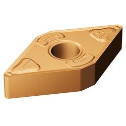 "Sandvik 0.032"" Nose Radius Coromant Carbide Insert (2-DNMG 432-XF GC15)"