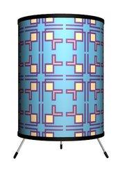 Lamp-In-A-Box Decor Art Pattern 037 Tripod Lamp (TRI-DEC-PT037)