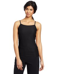 ExOfficio Women's Give-N-Go Shelf-Bra Camisole - Black - Size: X-Large