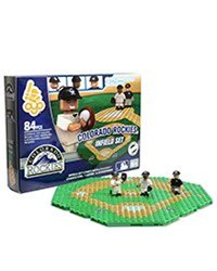 OYO MLB Infield Set Version 2.0 Colorado Rockies Toys