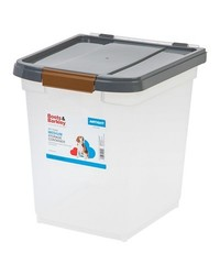 Boots & Barkley 25 lb Cat or Dog Food Medium Storage Container