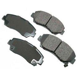 Akebono ACT320 ProACT Ultra-Premium Ceramic Brake Pad Set