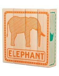 Tree Hopper Toys - Puzzled Blocks Zoo Animals
