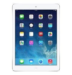 "Apple 9.7""  iPad Air 16GB Wi-Fi + Cellular (AT&T) - Silver/White (ME997LL/B)"