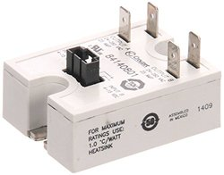 Aj Antunes - Roundup 4050240 Relay, Solid State, Dual Pole w/ Connection Receptacle