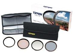 Tiffen 62HFXK1 62mm Hollywood FX Filter Kit