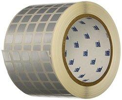 """Brady THT-12-435-10 Non-Metal Labels Metalic, 0.500"""" x 0.437"""""""