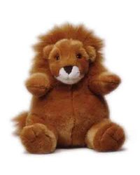 "Plumpee Lion 9"" by Unipak"