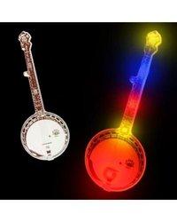 Windy City Novelties Flashing Banjo LED Blinkies - 12Pack (BLI079DZ)