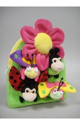 "Flower Backpack 11"" by Unipak"