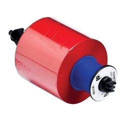"Brady IP-R4500-RD 4500 Series Thermal Transfer Printer Ribbon - Brady Printer Enabled,Red, 2.360"" x 984' Size, Red"