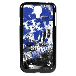 NCAA Kentucky Wildcats Paulson Designs Spirit Case for Samsung Galaxy S4, Black, Medium