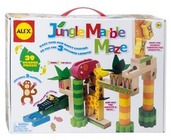 ALEX Jungle Marble Maze Set