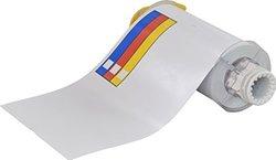 Brady 130812 BBP85 RTK Color Bar Labels (60 Labels per Roll)