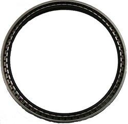 """Garlock 21238-4064 Rubber Klozure Oil Seal, Model 64, Mill-Right N, Single Lip Spring Loaded, 11-3/4"""" Inside Diameter, 13-1/4"""" Outside Diameter, 11/16"""" Width"""