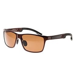Breed Men's Sunglasses: Pyxis Bsg024bn Brown Frames