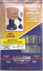 Dial Power Clean Purge Pump 230 V