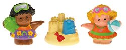 Fisher-Price Little People Water Theme Figures
