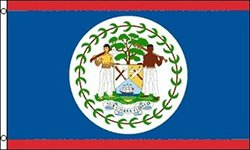 3'x5' FLAG OF BELIZE