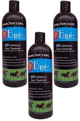 Miracle Coat Equi-Block DT Daily Treatment Pain Reliever for Horses - 16oz