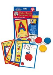 Alpha Dough Language Kit Uppercase