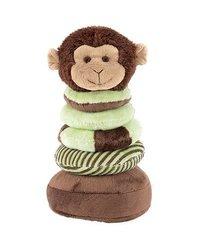 Giggles Monkey Stacker by Bearington - 197375