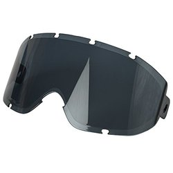 Jackson Safety Replacement Lens for V80 Monogoggle (30708), Smoke Anti-Fog Lenses, 12 / Case