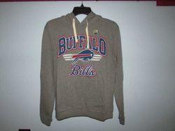 NFL Buffalo Bills Women's Sunday Hoody - Medium Heather - Size: Large