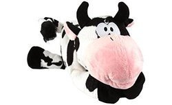 Chuckle Buddies Cow Electronic Plush Toy