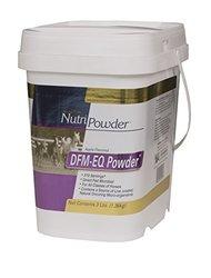 Vets Plus 3lbs Apple Flavored DFM-EQ Powder for Horses
