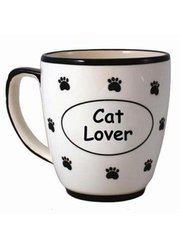 Tumbleweed 'Cat Lover' Pet Coffee Mug
