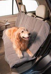 Duragear 3130 Velvet Bench Seat Cover - Slate